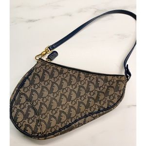 HOLD Dior Trotter Saddle Mini pouch 💫